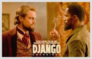 Affiche de Django Unchained